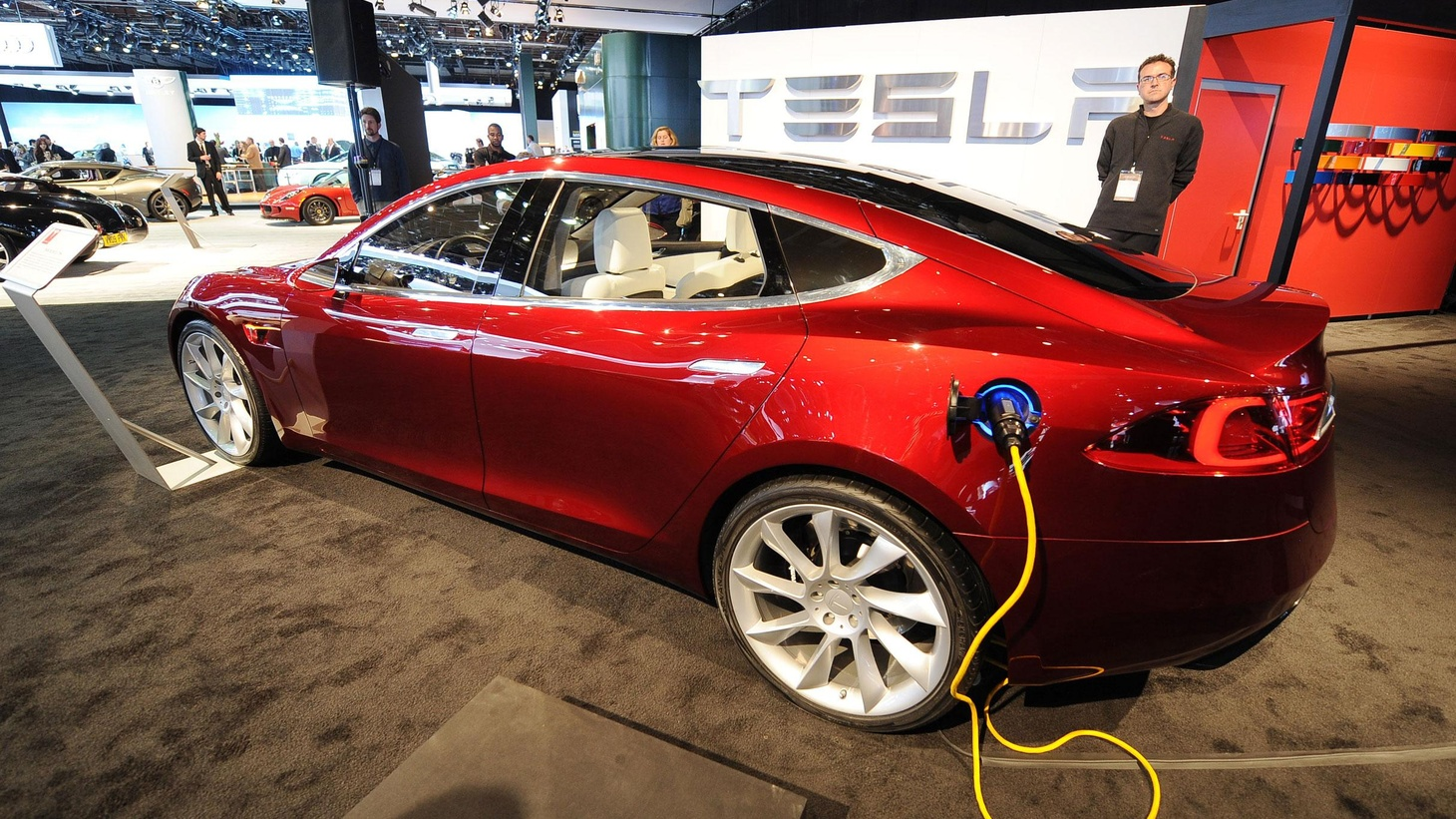 In the age of the Gulf oil spill and global warming, is the electric car a game-changer or an old technology not much improved for 100 years? We look at Tesla Motors, which got a warm welcome from investors when it went public. Also, Mayor Villaraigosa's free-ticket scandal. On our rebroadcast of To the Point, does the recovering economy require more federal stimulus or greater austerity?