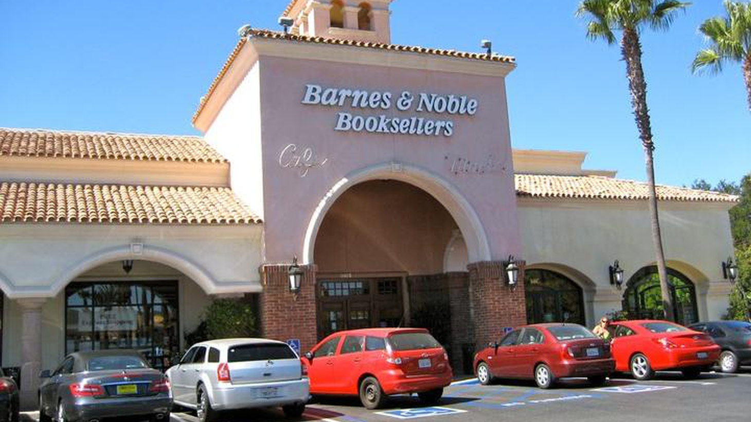 For years, book lovers have been devastated because big chains were squeezing independent bookstores out of business. Now Barnes & Noble is being squeezed out of Encino. The big chain says property owner Rick Caruso raised the rent. Caruso says Barns & Noble wasn't making enough money. We hear from outraged neighborhood readers and browsers, as well as others who mourn the passing of another cultural resource. On our rebroadcast of To the Point, Climate Change: the US versus the Rest of the World.