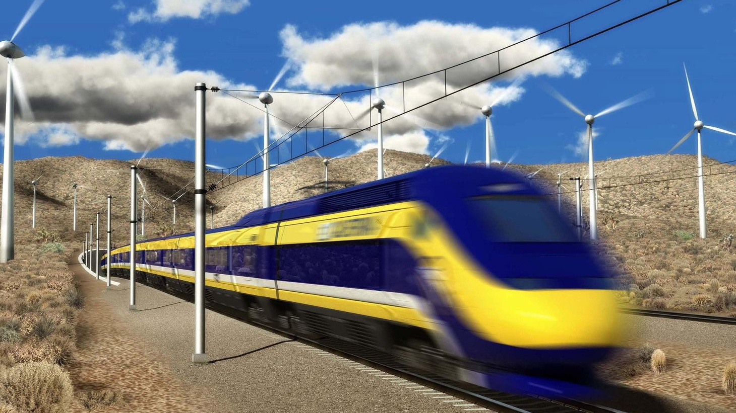 There are new questions about the proposal to help fund high-speed rail between LA and San Francisco. But Governor Brown says a bullet train is doable.