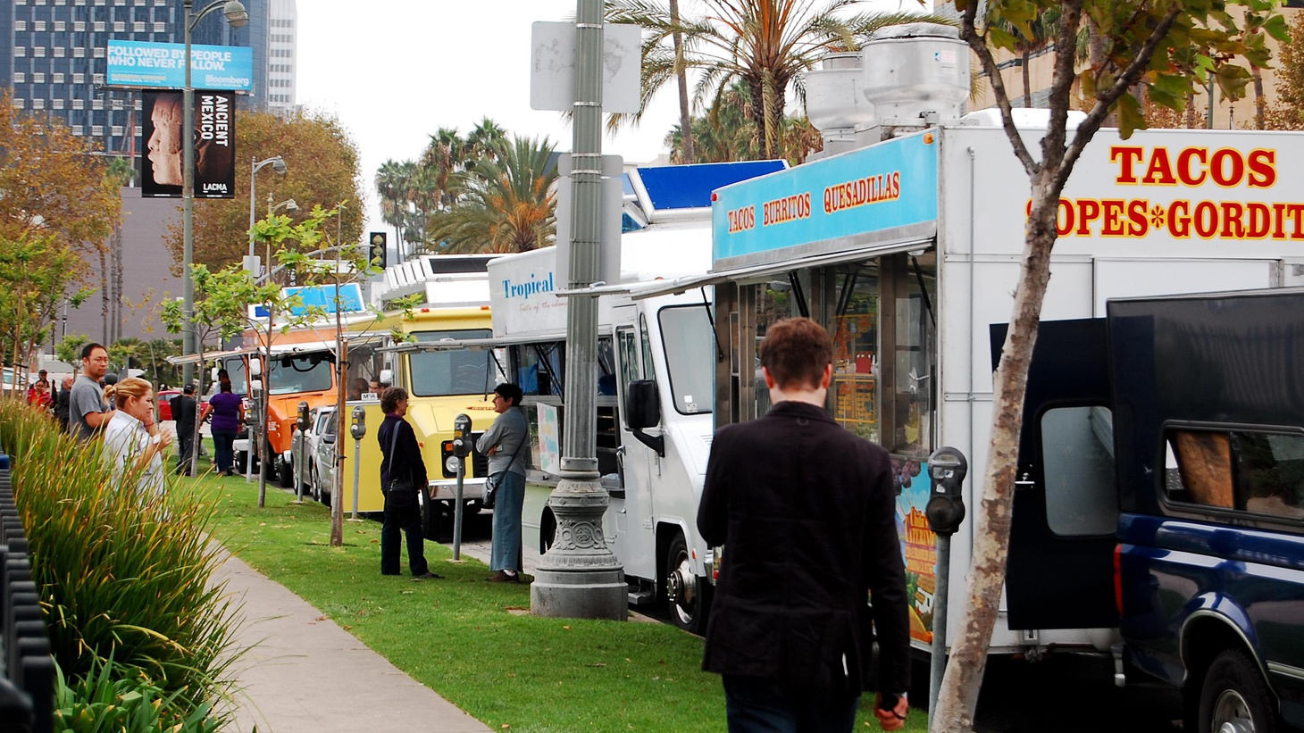 LA County officials concede they have never inspected some 40% of the 3200 vehicles that are part of the food-truck frenzy. Is that anything to worry about?