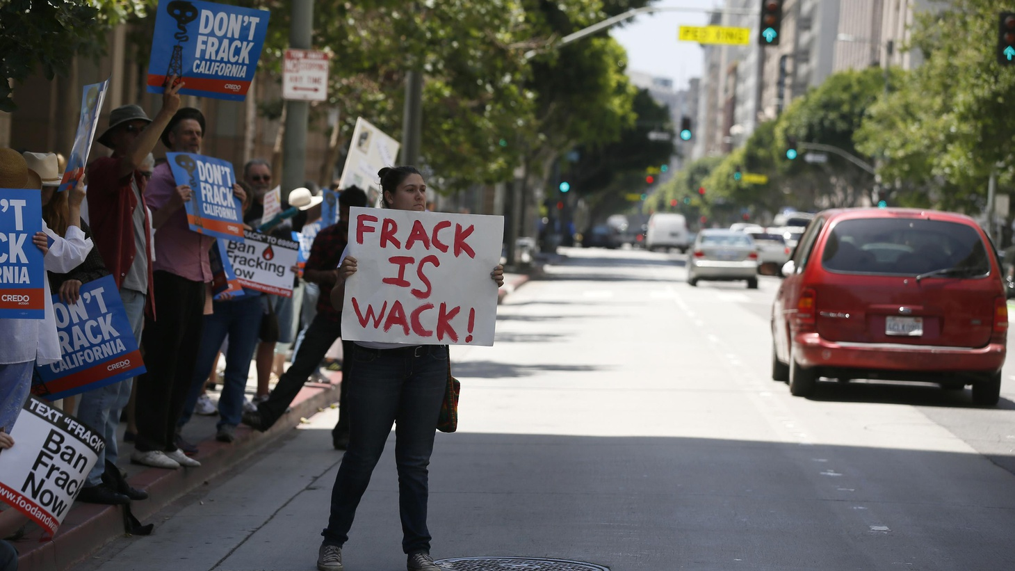 New oil extraction techniques may open the massive Monterey Shale Formation, creating another oil boom. Will the jobs and the money be worth the consequences of fracking?