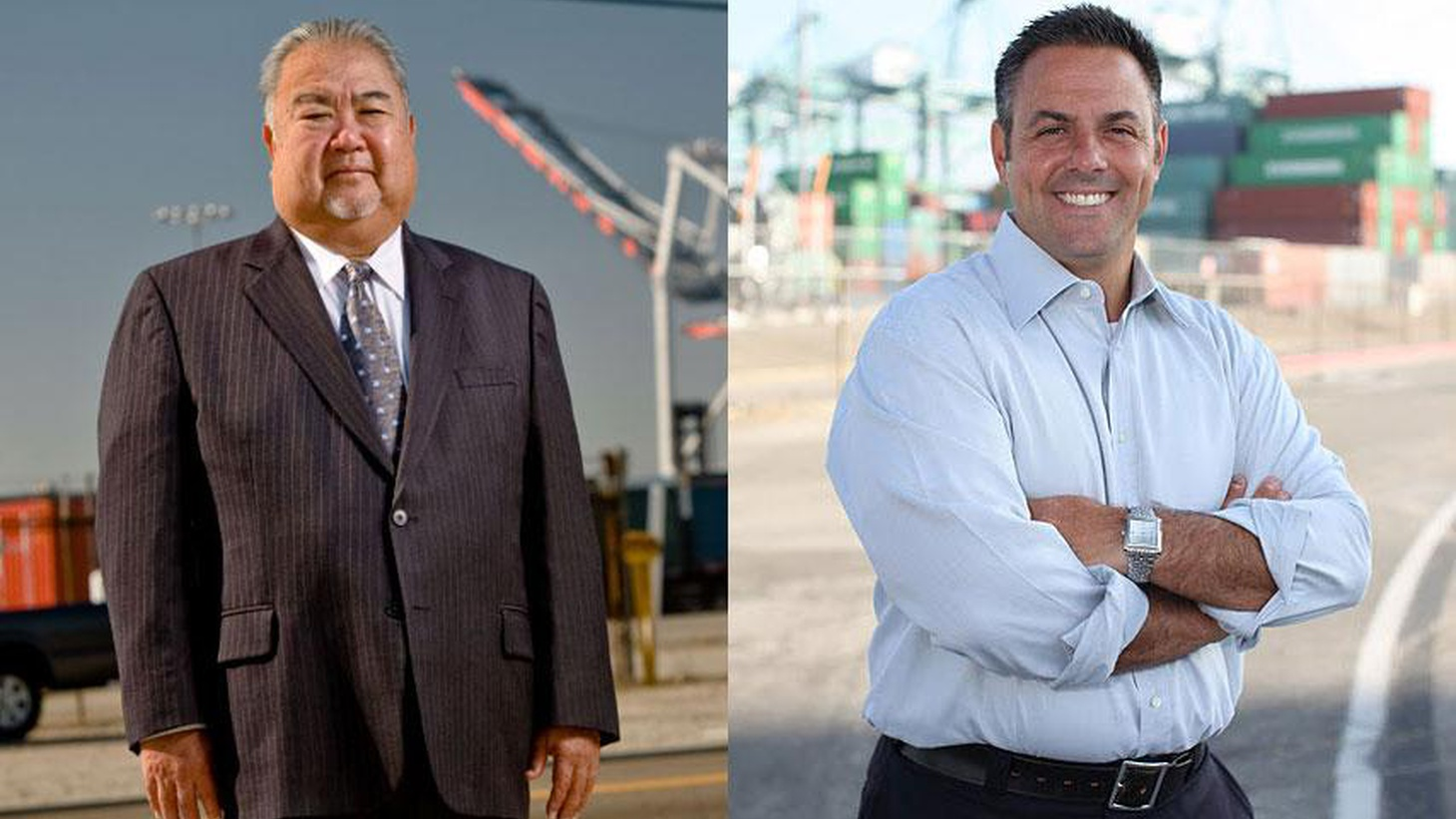 On Tuesday, voters in Los Angeles City Council District 15 will vote to replace Janice Hahn. We hear a debate between runoff candidates Warren Furutani and Joe Buscaino.