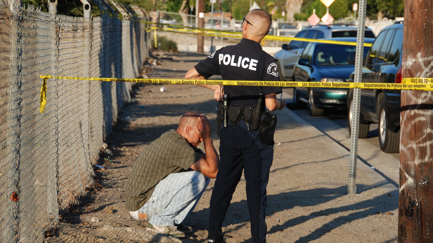 Last year, for the first time in more than a decade, all categories of crime in Los Angeles increased over the year before. Homicides went up by 10% to 280. That's a tragedy for the people directly involved — and for the community. But consider that in 1992 there were almost four times as many murders — 1,092. We look at the rise in crime in the context of city history.