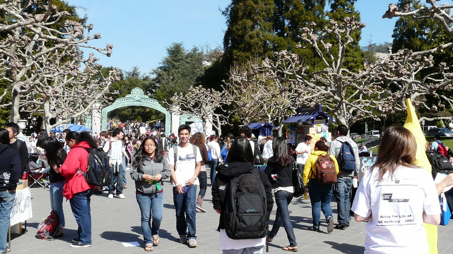 """President Janet Napolitano warns that the UC will lose its status as one of the world's great institutions without more state money or increased tuition. Governor Brown's latest budget says """"No"""" to both options."""