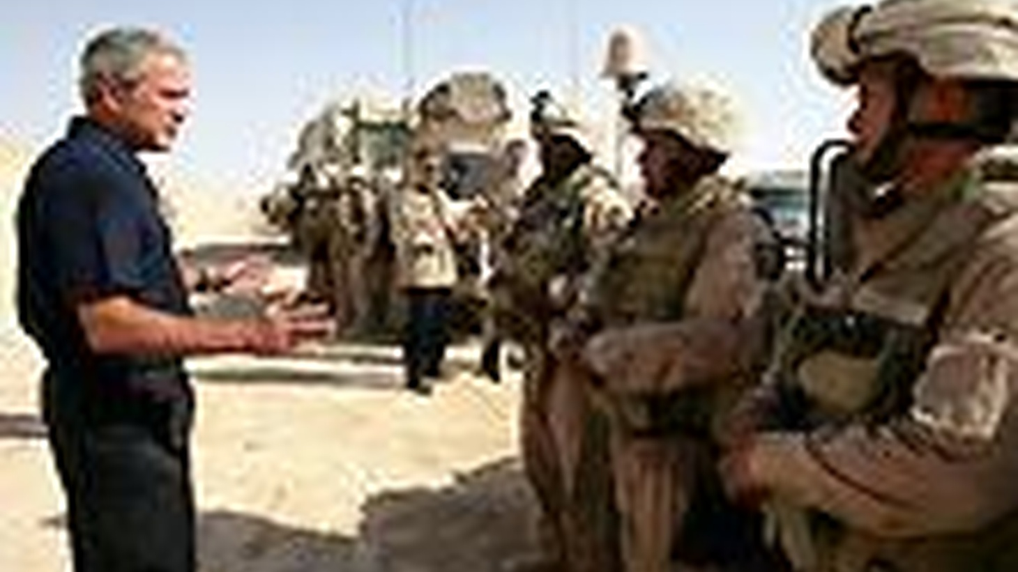 President Bush is receiving reports and advice as Congress holds hearings and military leaders, government agencies and outside experts analyze the troubled war in Iraq. Many politicians are demanding a phased withdrawal. Has time run out on the President's surge?    Jim Sterngold guest hosts.