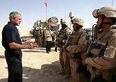 Has Time Run Out on President Bush's Surge in Iraq?