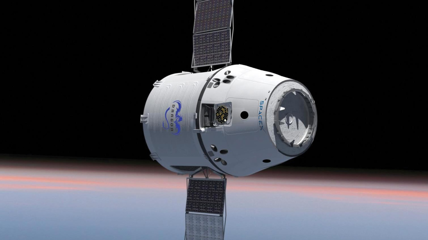 On Saturday, private company SpaceX is scheduled to launch a capsule to rendezvous with the International Space Station. We hear about the risks and potential benefits.