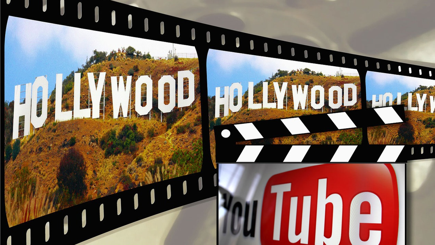 More and more consumers want entertainment over the Internet, and Silicon Valley's tech companies are happy to oblige. But it's Hollywood that produces quality content. Can they co-exist or are they on a collision course?