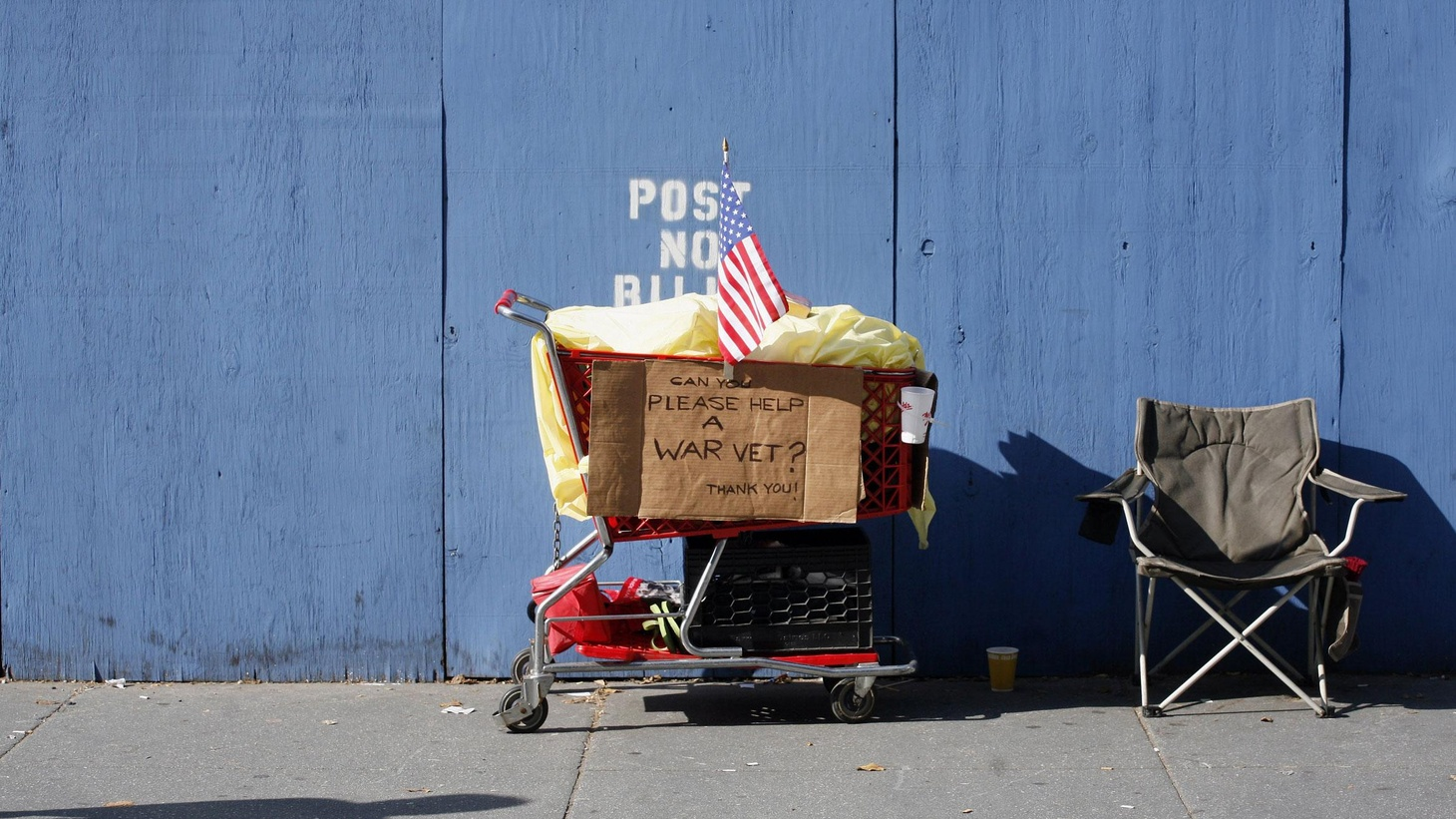 More than 300 acres of land on LA's Westside were donated for the use of American veterans. So why are 6000 veterans homeless while part of the land is used for commercial purposes?