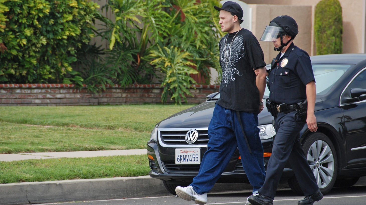 Some 200,000 Californians are on a database that tracks suspected gang members. How does the law protect the rights of people who are wrongly listed?