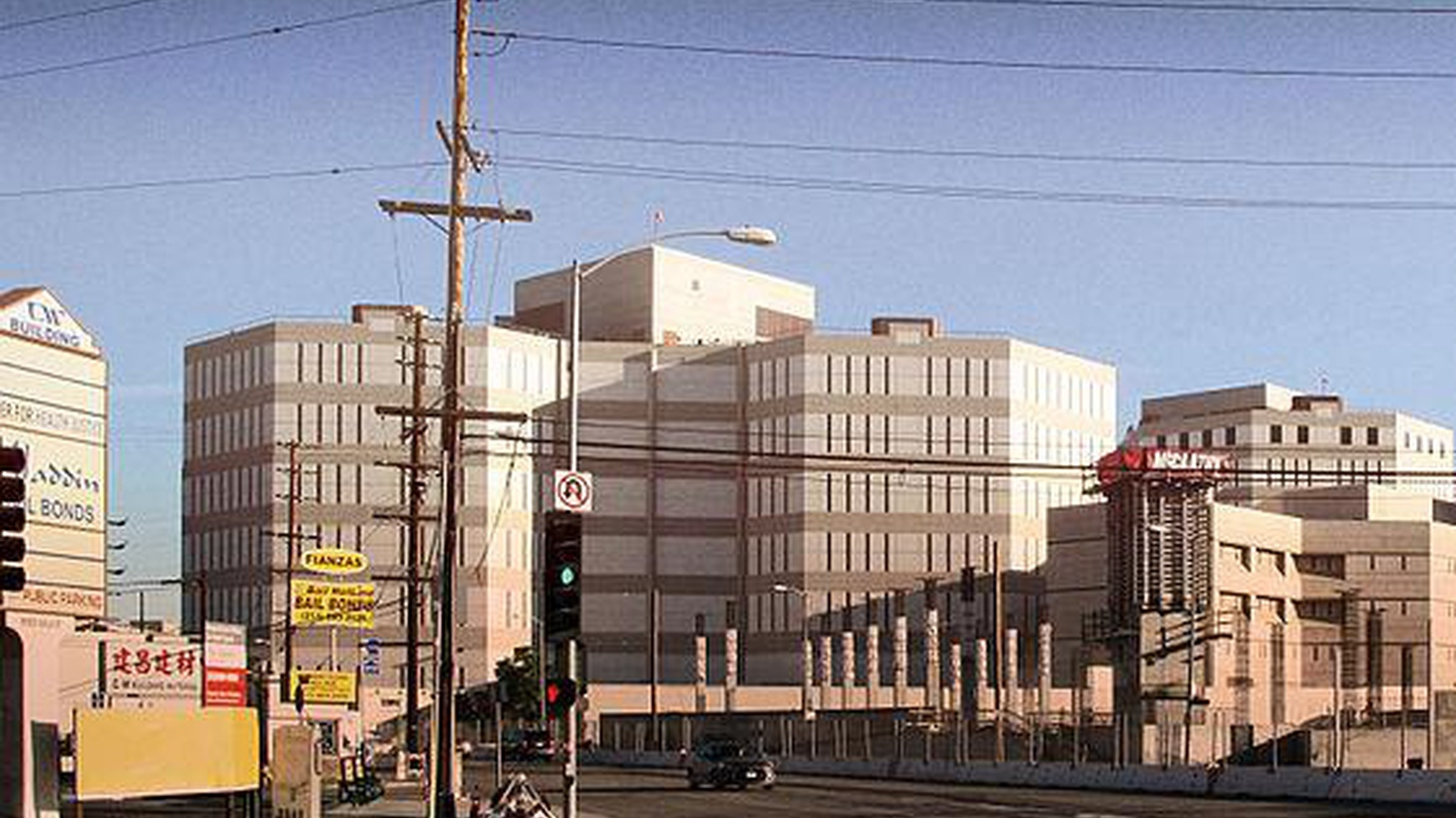 LA County is considering a new proposal to replace the downtown jail, but will a new building help address concerns about the large population of mentally ill inmates?