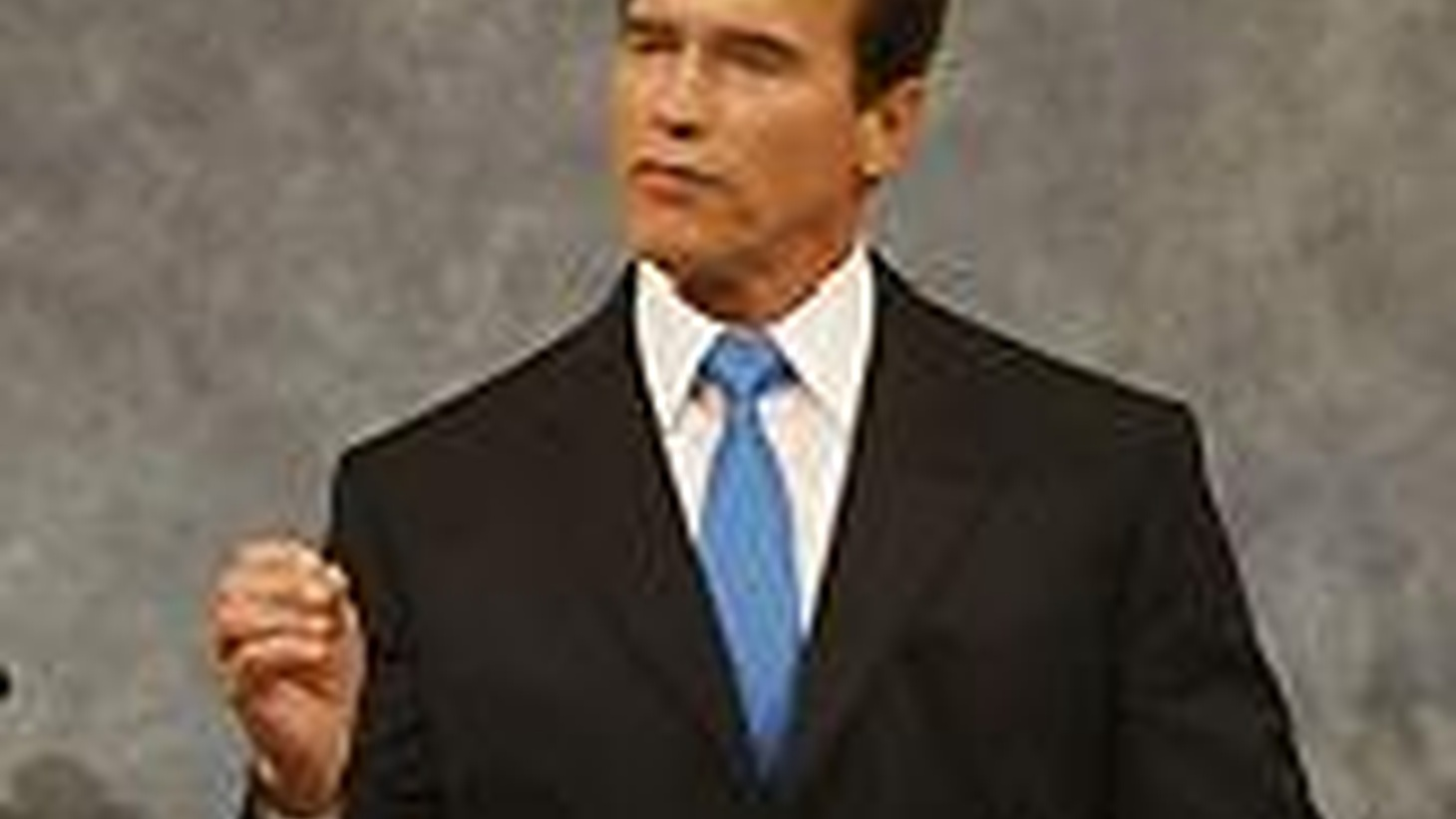 The New Hampshire primaries crowded Arnold Schwarzenegger out of yesterday's news coverage, but the Governor might have been glad not to have the limelight. His address on the State of the State of California was a grim litany of problems he and the legislature have failed to resolve, resulting in a $14 billion deficit.