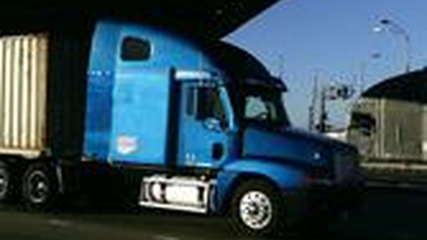 Thirty big-rigs clogged up the 110 Freeway today due to a clean air plan adopted by the Ports of Long Beach and Los Angeles. On Reporter's Notebook, LA Supervisors have backed away from starting the shut-down of King-Drew Hospital. Is that a mistake?
