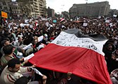 People's Revolt in Egypt Continues to 'Snowball'