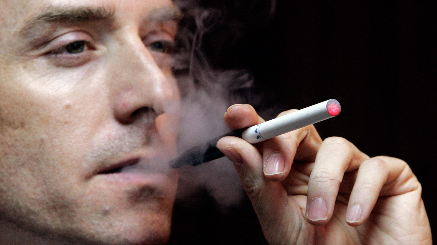 """The FDA hasn't been heard from, but an LA City Councilman calls inhaling e-cigarettes a """"deadly habit."""" We hear about yesterday's unanimous decision to regulate sales."""