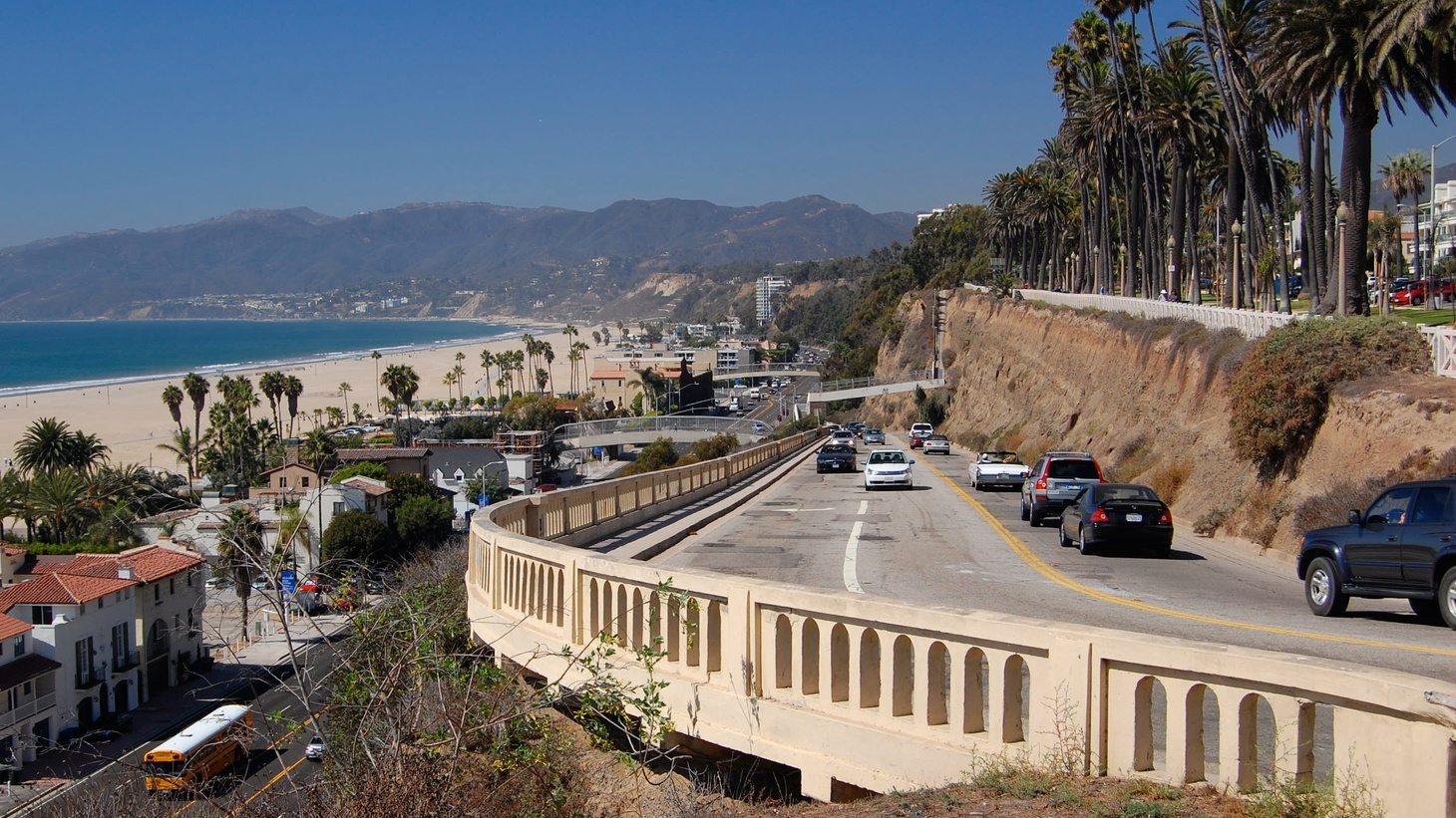 Traffic that regularly brings the Westside to a halt is about get a lot worse for a long time. Projects to repair a sewer on PCH, replace the California Incline and bring light rail into the heart of Santa Monica all will be in full swing — simultaneously.  Is one of America's most livable areas about to become uninhabitable?