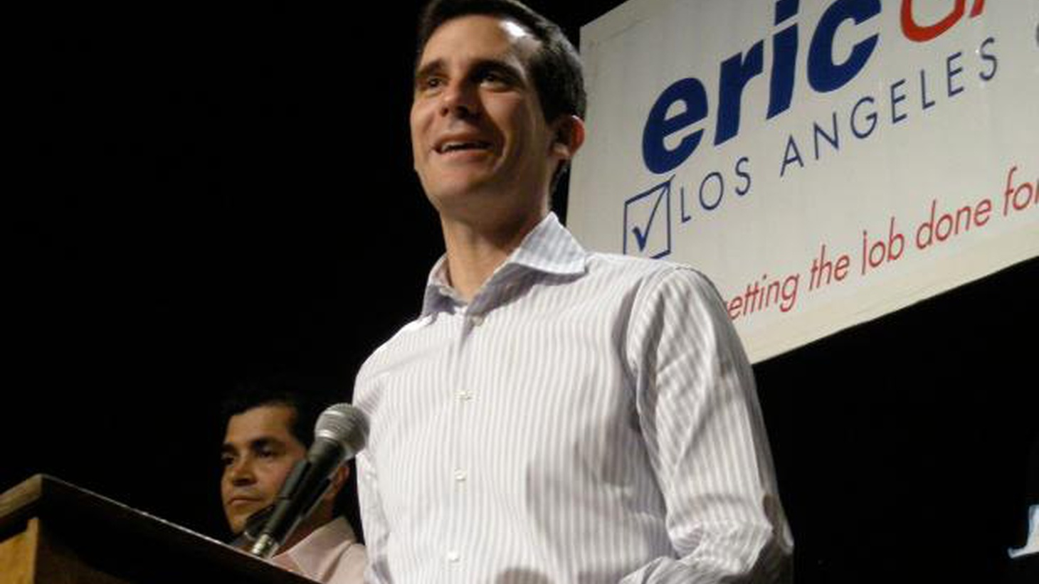 Eric Garcetti won big among whites, Latinos and Asians, split the women's vote with Wendy Greuel, but lost the black vote. What happened to big labor and big money?