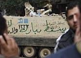'Jubilant' in Egypt, Cautious in Washington