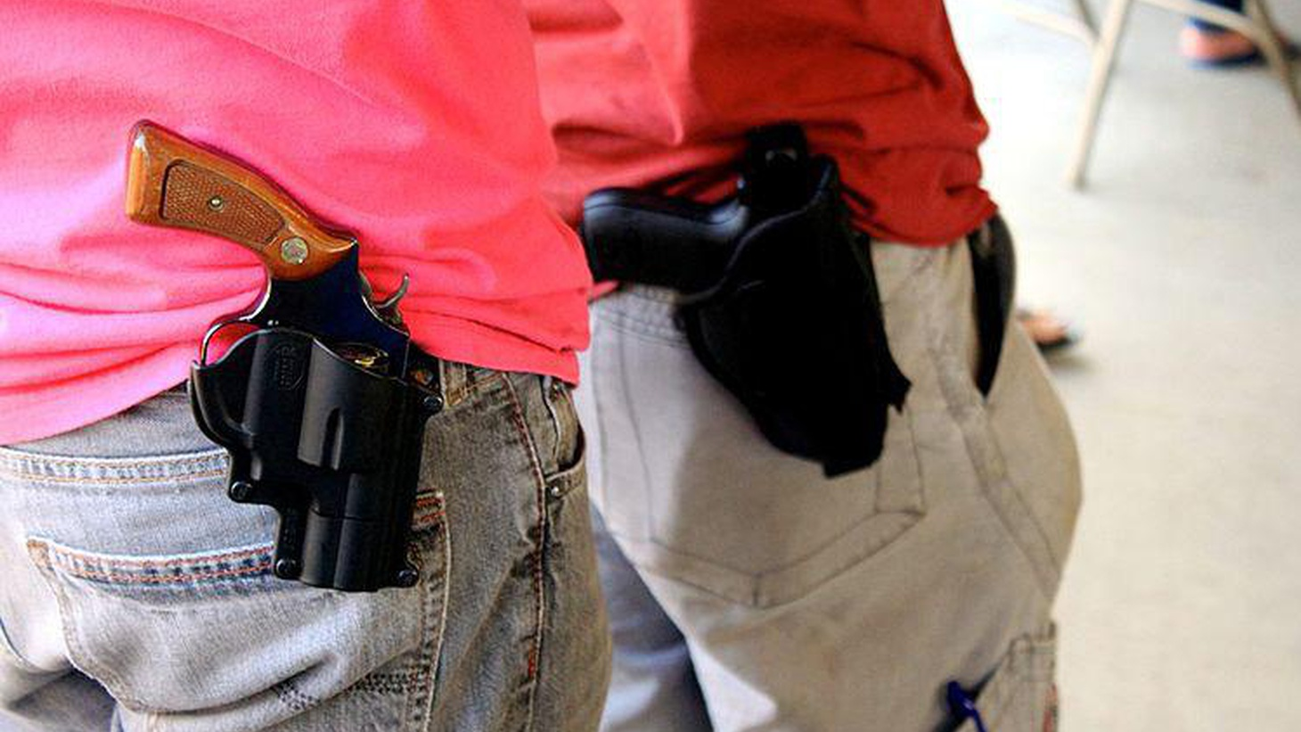 A federal appellate court says California's law against openly carrying guns in public has an unintended consequence. The case could be on its way to the Supreme Court.