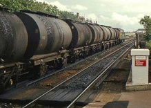 Oil Trains are Coming to Southern California