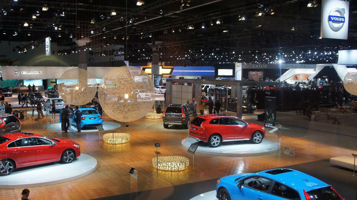 The LA Auto Show opens tomorrow. Will economic recovery and advanced technology attract a new generation that's losing interest in cars? Also, the strike at LA ports.
