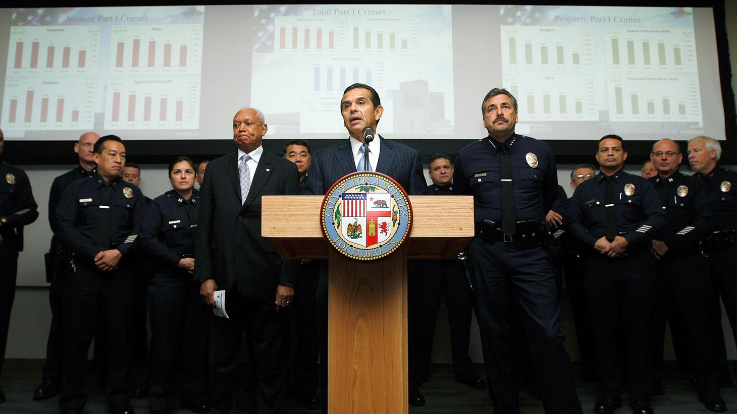 "LA Mayor Villaraigosa and LAPD Chief Beck have joined County Supervisors in warning about ""realignment,"" the shift of non-violent, non-sexual, non-serious prisoners from..."