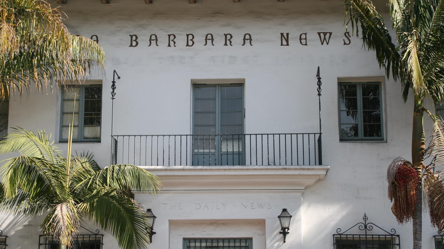 A federal court's overruled the National Labor Relations Board in a case involving journalists at the Santa Barbara News Press. It's all about allegations of union busting.