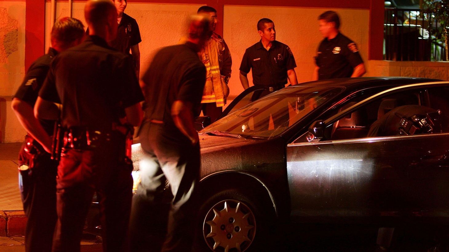 Advances like a 11.1 percent drop in crime could be at risk as highly trained officers in the LAPD Gang Unit have refused to disclose financial records as required by a federal consent decree. On our rebroadcast of To the Point, vivid descriptions of today's violence in Cairo.