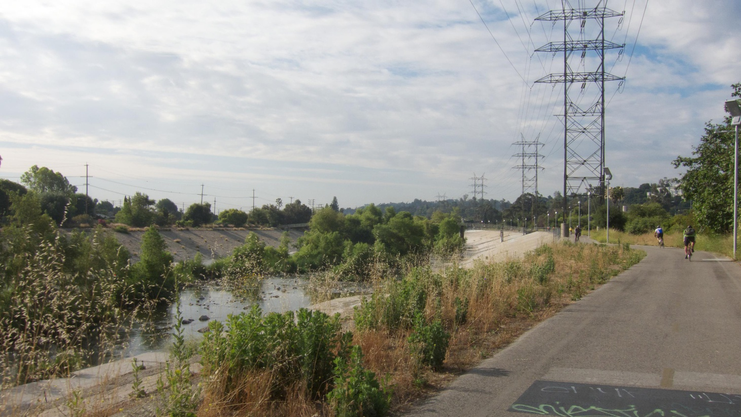 For years a concrete flood channel, the Army Corps of Engineers has come up with a plan to restore the Los Angeles River, between Griffith Park and downtown LA.