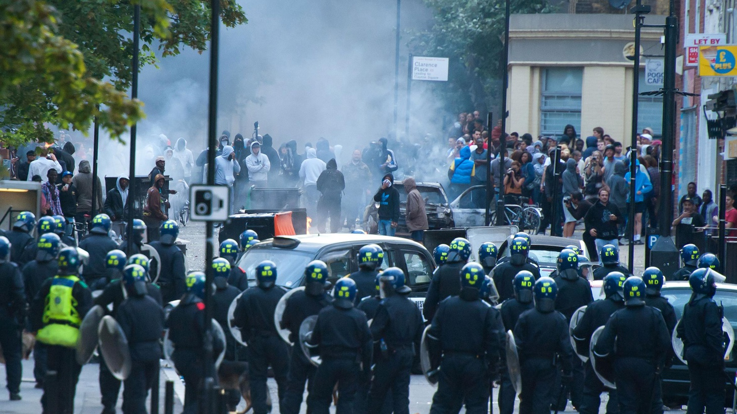 London's seen its worst unrest in decades. LA saw America's most violent, deadly civil disturbance in the 20th Century. The LAPD may have some valuable lessons to share.