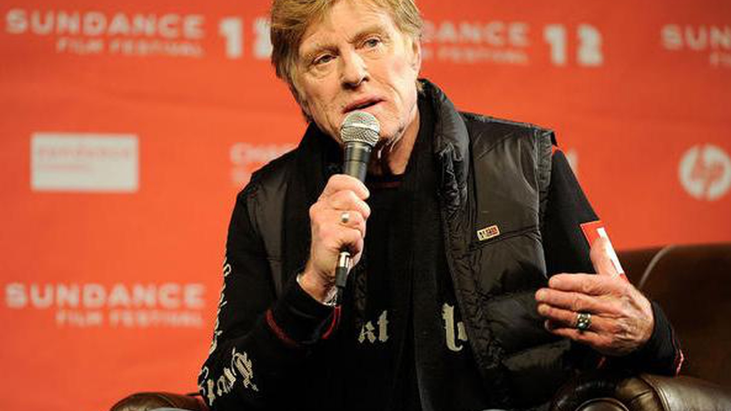 """Robert Redford says his new theater complex fulfills his dream of building a movie theater in his """"home town."""" We talk about Hollywood and the world of independent films."""