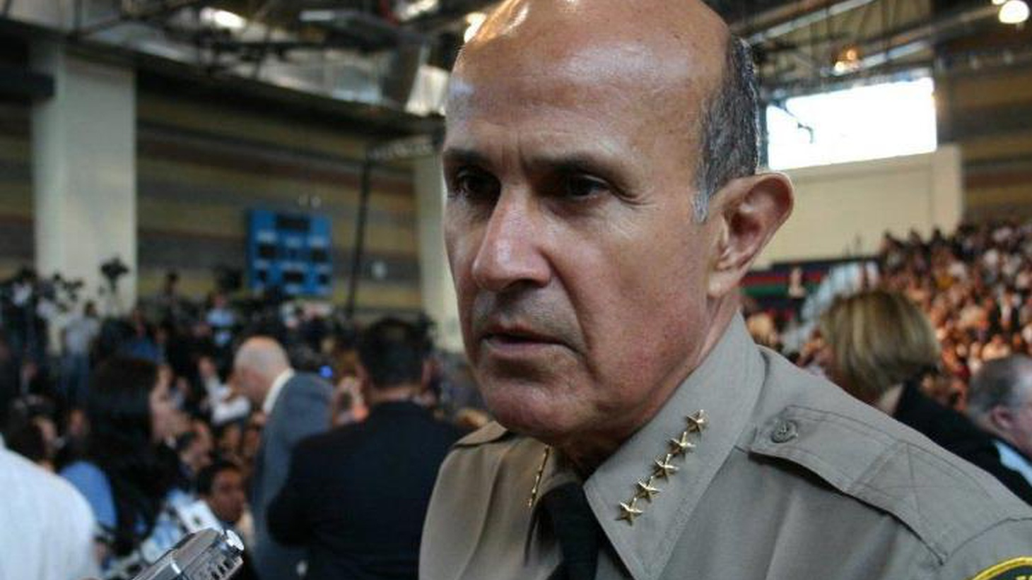 In the aftermath of reports about the continuation of brutal violence by deputies in LA County jails, the ACLU and others have called on Sheriff Lee Baca to resign his elected office.