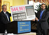 Is the 'War on Drugs' a Failure? Is It Time to Legalize?