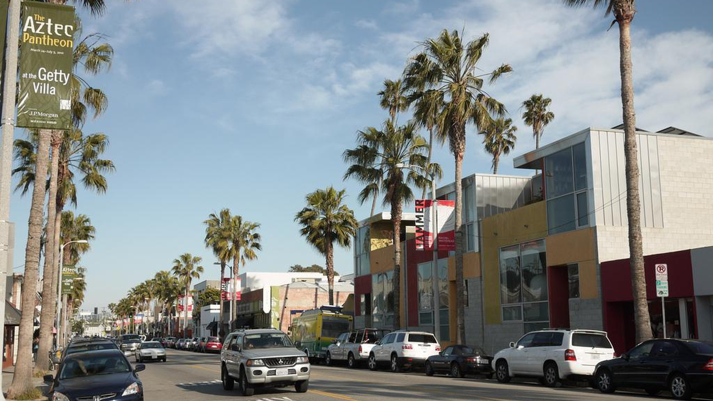 The digital world's moving to LA, the heart of the entertainment world. Content and technology are gentrifying Silicon Beach. Will Venice ever be funky again after Google?