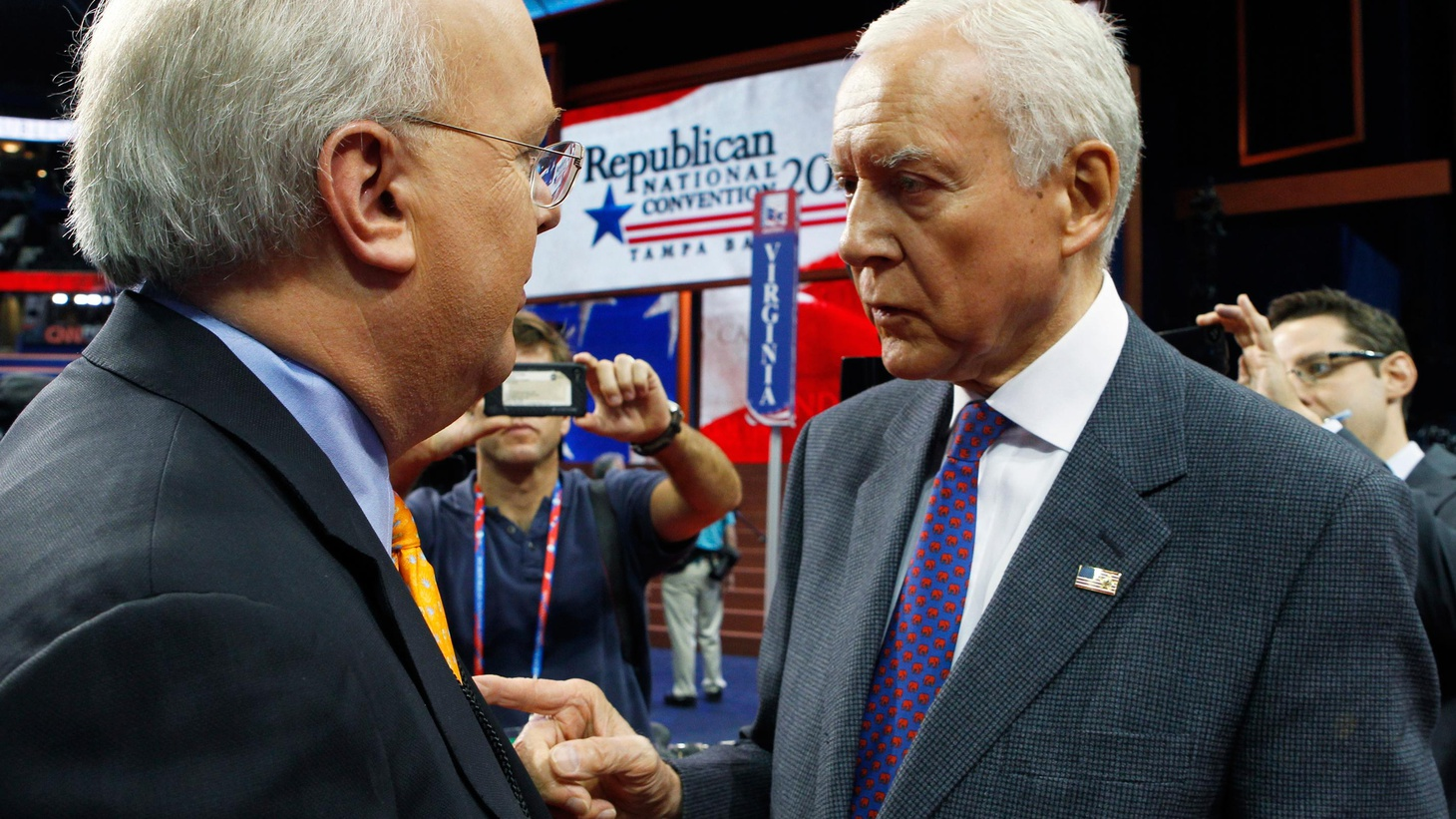 A look at how money and influence meet in Republican politics, and the diversity that makes Florida a swing state with seniors, Hispanics and evangelicals.