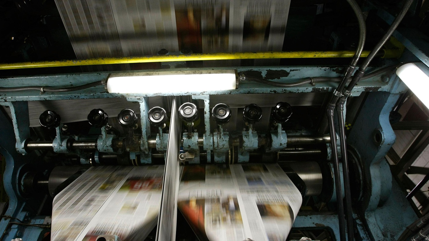 California newspapers are on the ropes. As they compete with themselves on the Internet, the New York Times may be covering local news in LA and San Francisco. We hear about that and the three insiders most likely to succeed LA Police Chief Bill Bratton. On our rebroadcast of To the Point, mixed messages about swine flu and the availability of H1N1 vaccine have led to confusion and unexpected public anxiety.