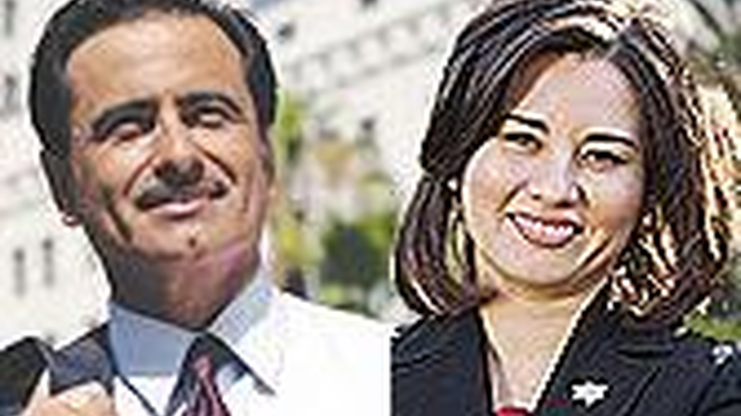 Campaigning for LA School Board seats in tomorrow's elections will cost millions of dollars, as Mayor Villaraigosa attempts to take control. Measure L could change the way the Board does business.  Plus, a look at a City Council race in the San Fernando Valley.  We'll hear from Richard Alarcón, who's running less than four months after he was elected to the State Assembly, and his major opponent.