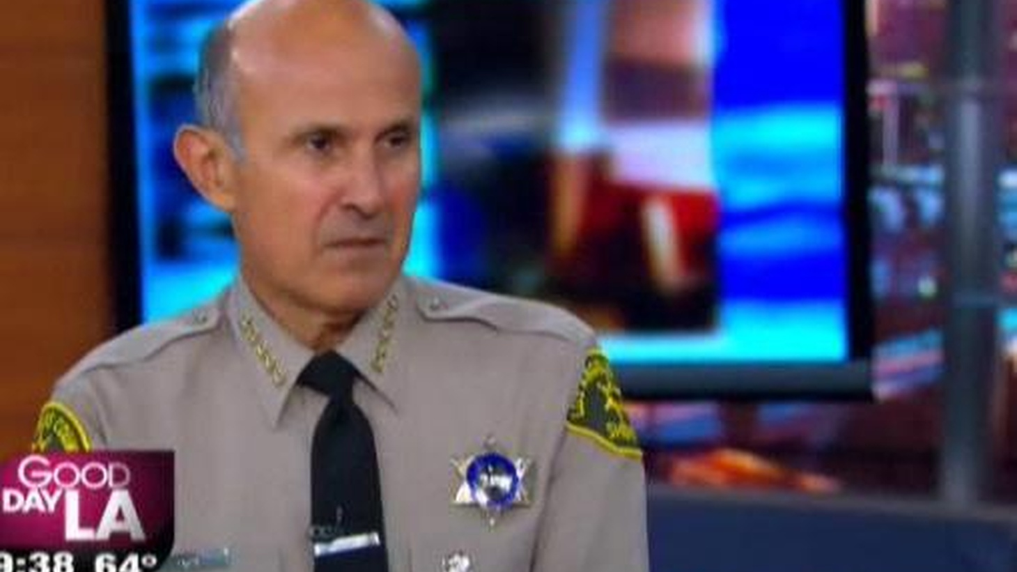 LA Sheriff Lee Baca has denounced the FBI for smuggling a cell phone into the Men's Central Jail. It's reported that the feds paid a deputy to pass it to an inmate informant....