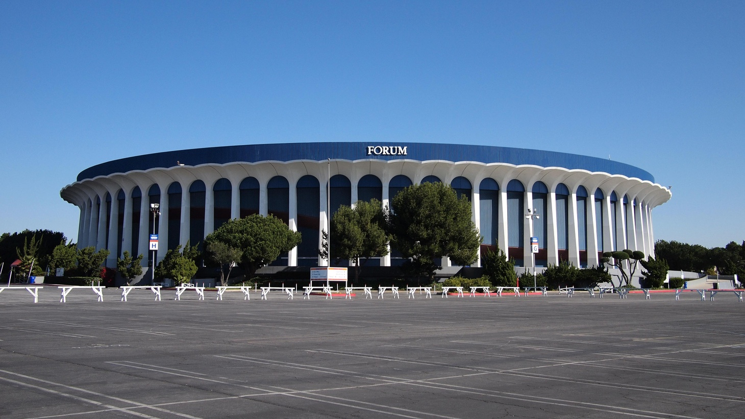 The Forum in Inglewood has been eclipsed by other LA venues. Now, that's about to change with a total investment of nearly 100 million dollars by Madison Square Garden.
