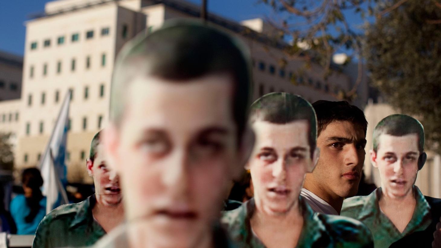 Israel may be on the verge of swapping a thousand Palestinian prisoners for one kidnapped soldier who's become a cause célèbre. On our rebroadcast of today's To the Point, we look at the dilemma faced by right-wing Prime Minister Bibi Netanyahu and the possible consequences, both good and bad. Also, bailing out California. On Reporter's Notebook, will a Rhodes scholar be the next poster child for the NFL?