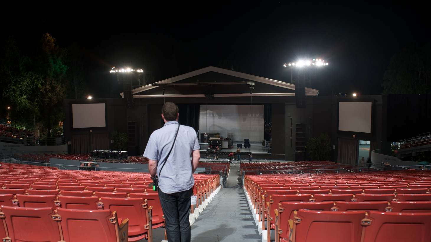 The Greek Theatre in LA's Los Feliz neighborhood is a historic icon that makes big money for the City of Los Angeles. August was its busiest month in more than a decade. Now, two entertainment behemoths are battling for the contract to run it. What's best for concert-goers, the city—and for the neighborhood?