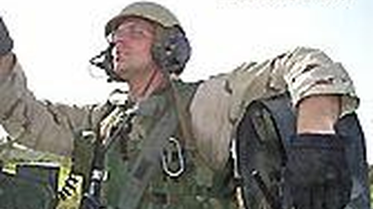 After four years, the Iraq war had a big impact on California. Camp Pendleton leads all US bases in deaths and injuries and the National Guard has been transformed. Yet it's still true that a small percent make all the sacrifices. We speak with a gold-star mother and a peace protester in Boyle Heights.