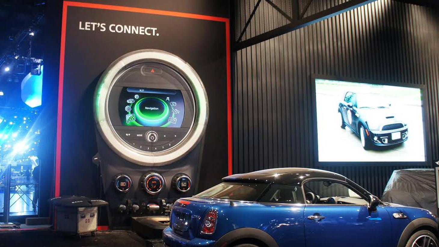 This year's LA Auto Show is all about communications technology. Will a new generation fall in love with cars if they're connected?  What about driving distractions?