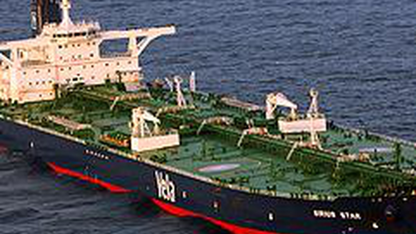 A Saudi freighter the size of an aircraft carrier is being held by a small band of Somali pirates. With a load of two million barrels of crude oil and a crew of twenty-five, it's a valuable hostage for the pirates and a potential environmental disaster if negotiations fail and an oil spill occurs. Guest host Sara Terry explores what's happened to millions of dollars in ransom paid for the release of other vessels, who the pirates are and why they aren't being caught by naval forces.