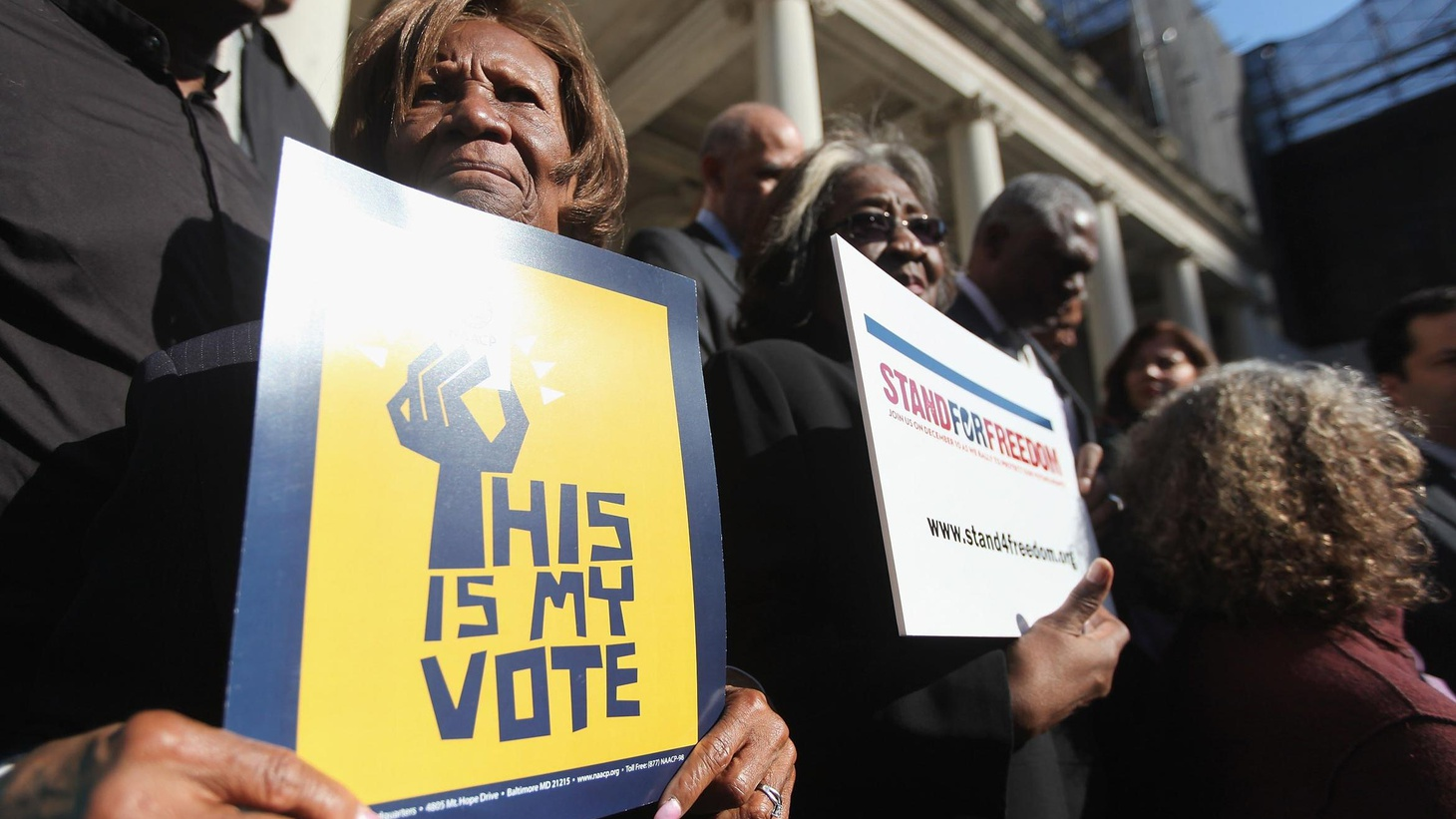 Should voters have to show photo ID's? Several states have laws in place. But when South Carolina passed a new law, the Justice Department stepped in to block it.