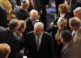 Netanyahu Wows Them on Capitol Hill