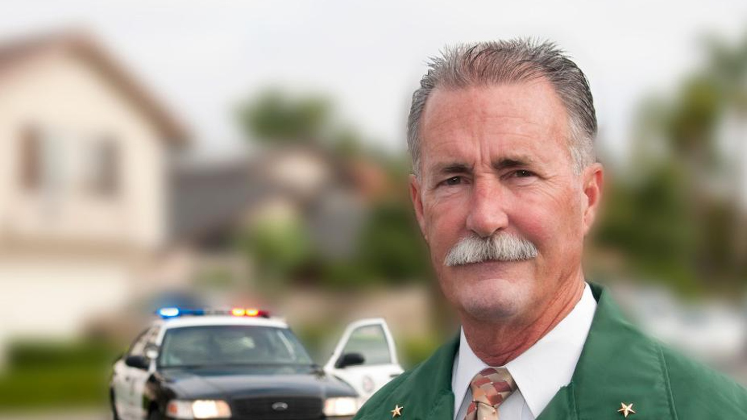For 80 years, no LA Sheriff has been replaced by an election, but Lee Baca is tarnished by scandal as is his best-known opponent. We hear about dark horse Bob Olmsted.