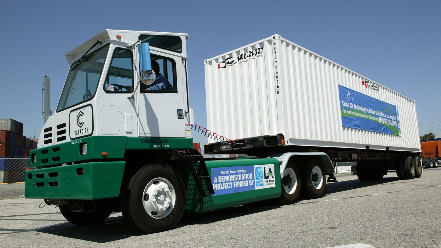We hear about the impact of air pollution around the Port of LA, talk to both sides and learn what the Supreme Court had to say about the Port's Clean Truck Program.