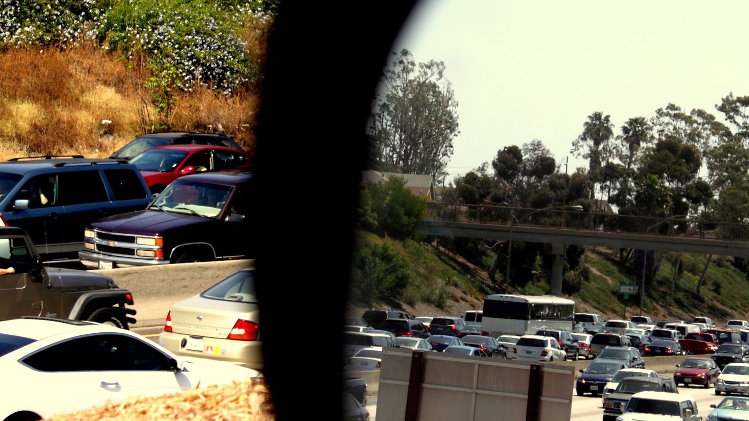 The smartphone app called Waze has been helping more and more LA commuters find alternatives to grinding along at a snail's pace on busy freeways. That sounds great unless you live in a formerly quiet neighborhood of narrow streets now crowded with passing cars.