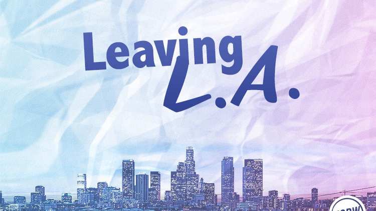 Housing has become so expensive in the LA Area that beaches, warm winters and cultural diversity aren't enough anymore to keep a lot of people from moving away.